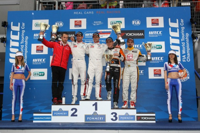 Foto k novince: Petr Fulín's competition with world's elite drivers will take place on Slovakiaring