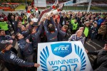 Náhledové foto k novince: ETCC Finale: Dramatic fights and the title for Petr Fulín, supported with the victory on home soil